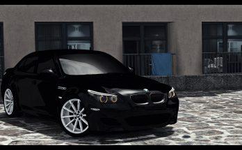 BMW 5 Series E60 1.37