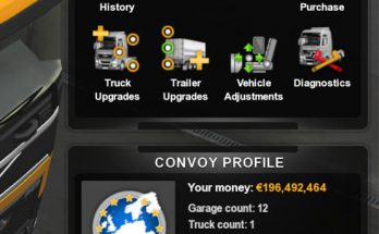 Convoy Profile without DLCs v1.0