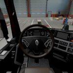 Dark interior for Renault Range T v1.0