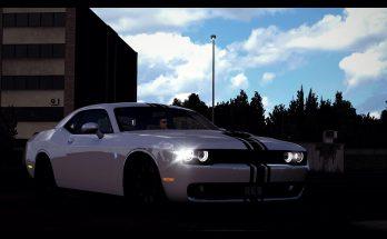 Dodge Challenger SRT 1.37.x