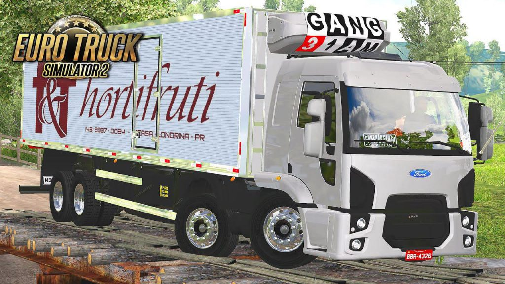 Ford Cargo 2429 1.37