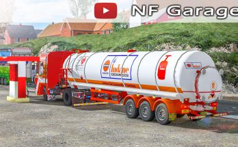 Indian Oil Tanker Trailer 1.37