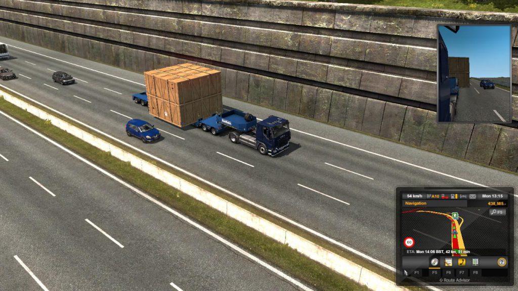 No Escort in Special Transport 1.37