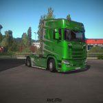 Scania S FORMULA-F STYLE v1.0