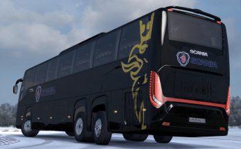 Scania Touring R30 1.37