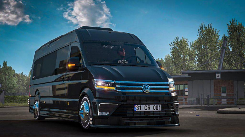 Volkswagen Crafter 2020 VIP 1.37