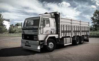 Ford Cargo 2520 1.37