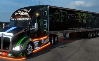 ATS Monster Skin for Kenworth T680
