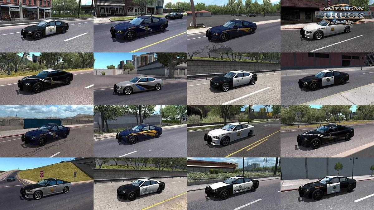 MUNICIPAL POLICE IN TRAFFIC PACK V1.0 1.38.X