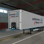 Aircargo Skin for Krone Dryliner 1.38