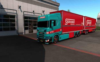 BDF Tandem Gruber Logistics v1.0