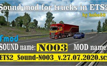 ETS2 Sound N003 1.38