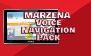 Marzena Voice Navigation Pack v1.0