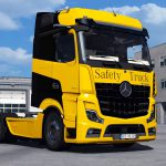Mercedes Benz New Actros 2019 by Actros 5 Crew v 1.0