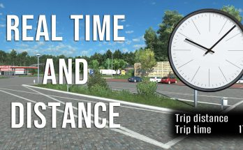 Real time and distance v1.0