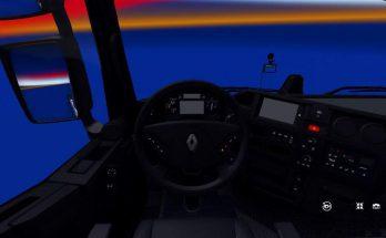 Renault T Dark Interior Update 1.37