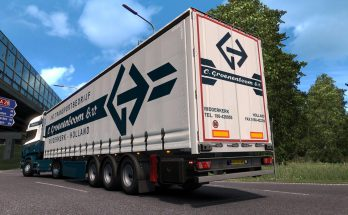 RJL Scania Groenenboom Transporten skin v1.0