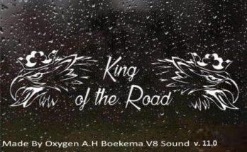Scania A.H Boekema V8 by Oxygen rework