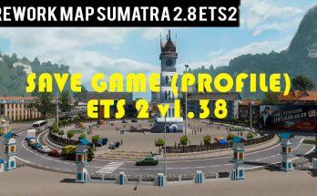 Sumatra Map Reworked SAVE GAME PROFILE 1.38