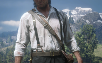 Arthur Morgan in Epilogue High Honor With Unattainable Outfits