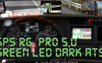 GPS RG PRO GREEN DARK ATS V5.0