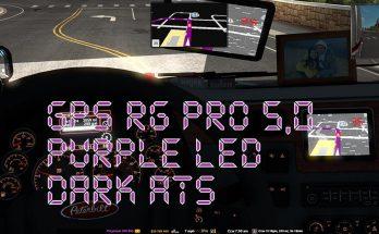 GPS RG PRO PURPLE DARK ATS V5.0