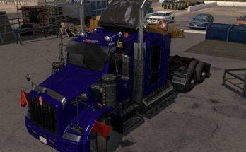 KENWORTH T800 CARTRUCK V1.0 1.38.X