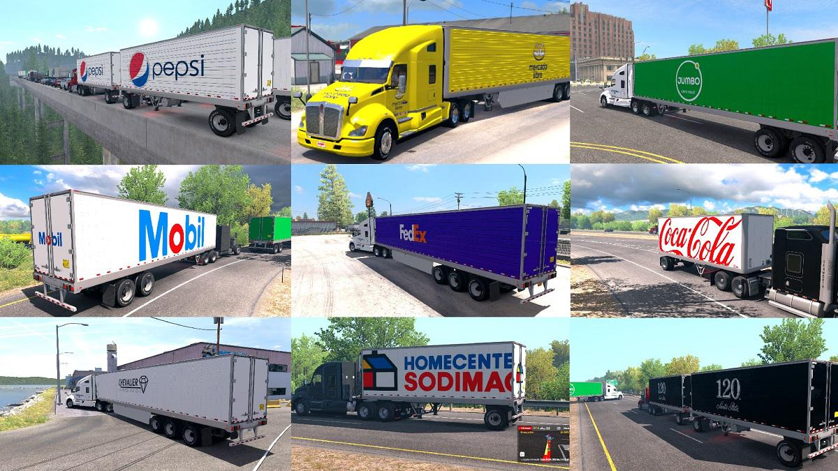 SKINS FOR ALL COMPANY TRAILERS 1.37 – 1.38