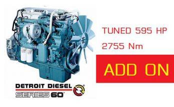DD60/TUNED 595HP ADD ON V1.0 1.38.X