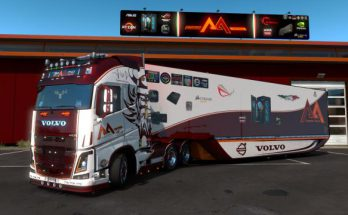 A&A Technology Skin Pack Trucks & Trailers v1.0
