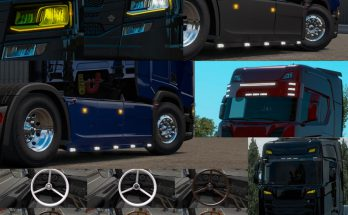 Big Pack Scania Next Gen v1.3