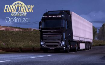 ETS2 optimizer 1.38