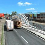 Map Jowo v7.2 (Indonesian Map) ETS2 v1.36 to 1.38