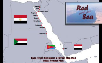 Red Sea Map v1.0 1.38
