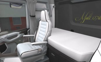 Scania NextGen Elegance Interior v1.0 1.38.x