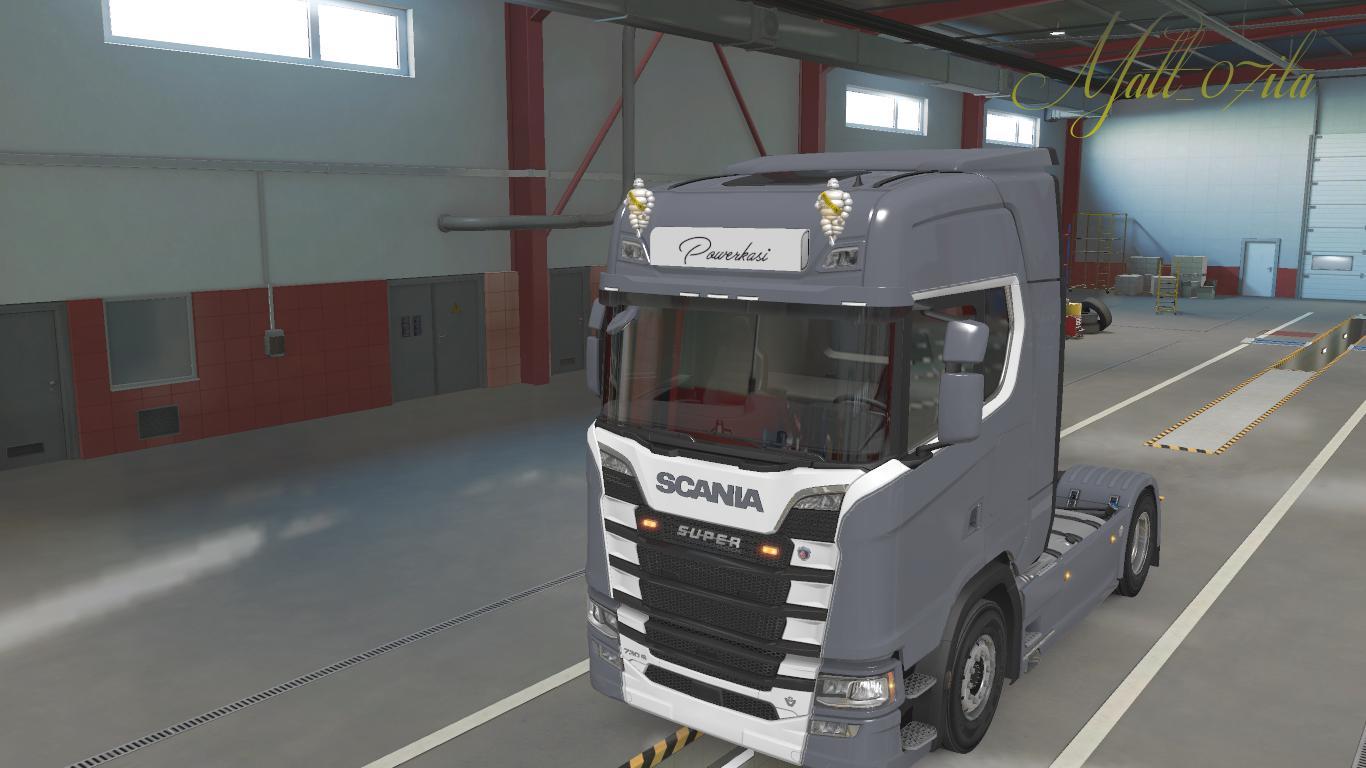 Slot for Scania S v 1.0 | Allmods.net