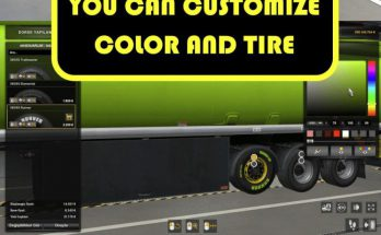 Ownable Fuel Tank Trailer -MP- (1.37 - 1.38)