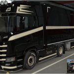 Holland Combo for Scania S NG by kRipt v1.2