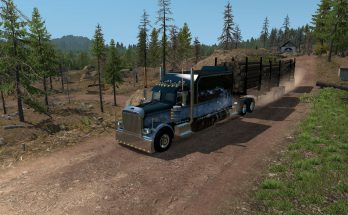 ARCTIC LOGS TRAILERS BY SELONIK 1.38