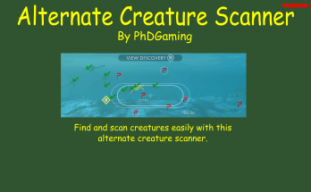 Alternate Creature Scanner