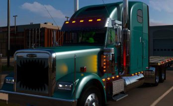 FREIGHTLINER CLASSIC PACK BY RANDY-MAN 1.38.X