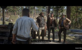 SAVE GAME RDR2 PC STORY