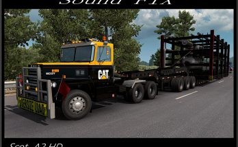 SOUND FIX FOR SCOT A2HD V1.0