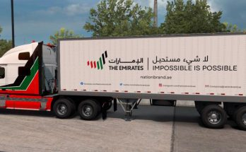 THE EMIRATES TRAILER PACK V1.0 1.38.X