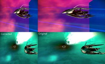 VR Screenshot Fix