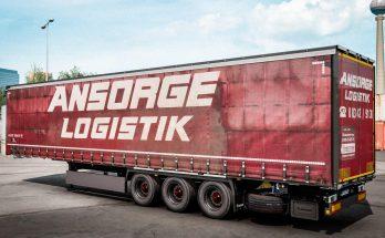 Ansorge Logistik for your Krone trailer v1.0