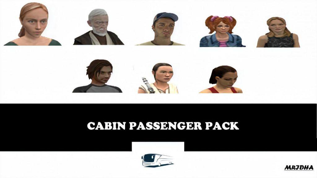Cabin Passenger Pack 1.38
