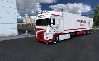 Combo skin Maliepaard Transport v1.0