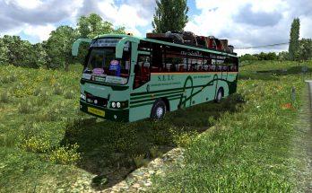 Indian Ashok Leyland SETC Ultra Deluxe Bus Mod 1.38