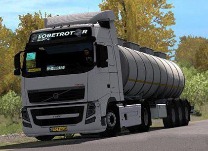 Iranian Volvo FH13 by ArYaN_EDIT 1.38.x